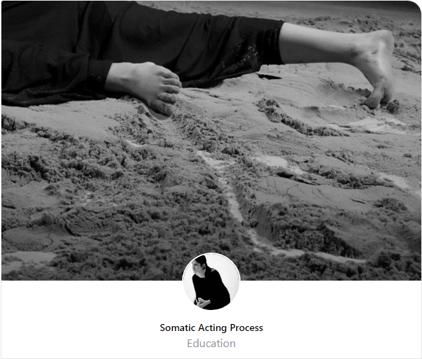 Somatic Acting Facebook Page